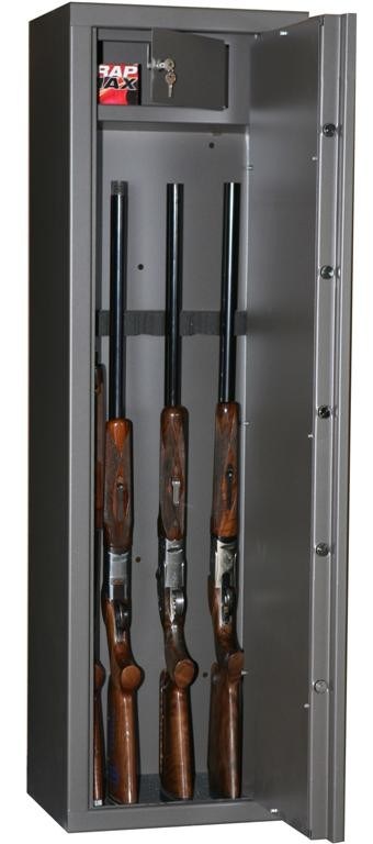 Series Deep Rifle Safes supplied by Trustee Safes, Ireland & UK
