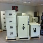 Second hand fire proofed safe for sale from  Trustee Safes, Kilkenny,  Ireland & UK