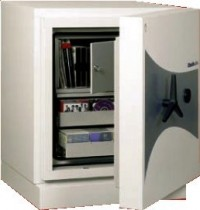 The data media safe from Trustee Safes, Kilkenny, Ireland. Suppliers & installers of fire resistant safes