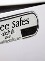 Harlech Lite S2 Security Safe EN14450 AiS Approved, Ireland & UK  from Trustee Safes, Dublin, Kilkenny & Staffordshire
