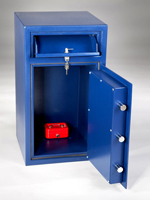 CR3000 / CR4000 Hopper Deposit Safes