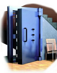 The Strongroom Centurion Door from Trustee Safes, Kilkenny, Ireland - for fire resistant safes